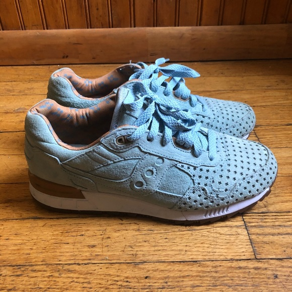 Mens Sneakers | Saucony X Play Cloths Men Shadow Grid 9000